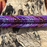Waxed Bracelet-JEWELLERY / BRACELET-Wattanaporn (THA)-Purple-The Outpost NZ