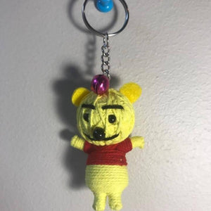 Winnie The Pooh Key Ring-Stationery-Not specified-The Outpost NZ