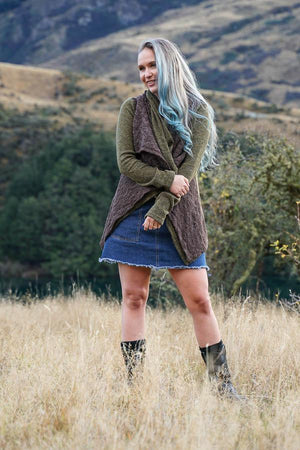 Woodland Jacket-CLOTHING / OUTERWEAR-Witchery (THA)-Olive-The Outpost NZ