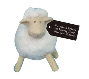 Woolly Sheep,NZ HOMEWARES,The Outpost NZ The Outpost NZ, New Zealand, outpost, Queenstown