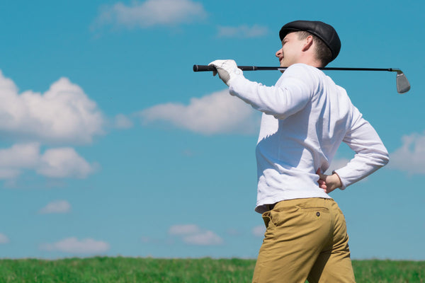 What You Need to Know About Back Pain and Golf