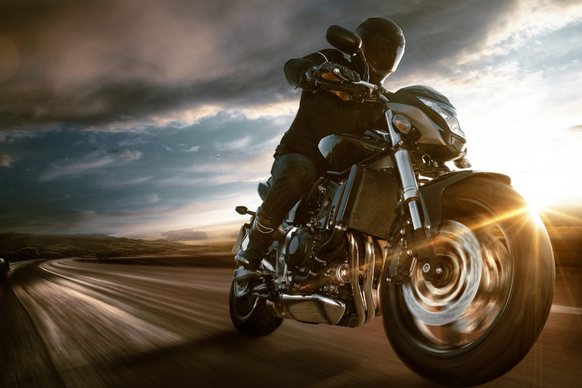 Your Guide to Back Pain and Riding a Motorcycle | Back-A-Line