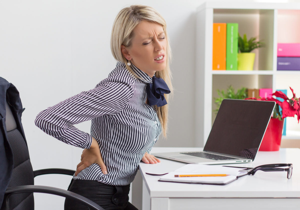 how to treat chronic back pain