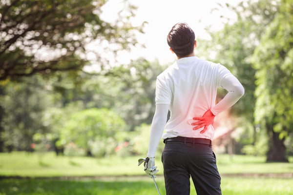 Managing Lower Back Pain from your Golf Swing