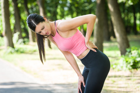 Sports Injury Back Pain