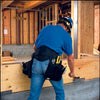 Back-A-Line Lumbar Support for Tool Belts