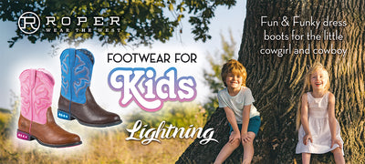 Save $15 on Lightning Boots