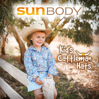 Save $15 Off Kid's Cattleman Hats*