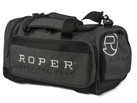Roper Duffle Bag Grey