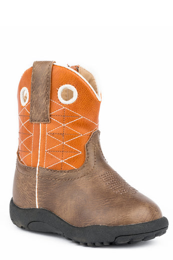 Roper Infant Cowbaby Boots Boone