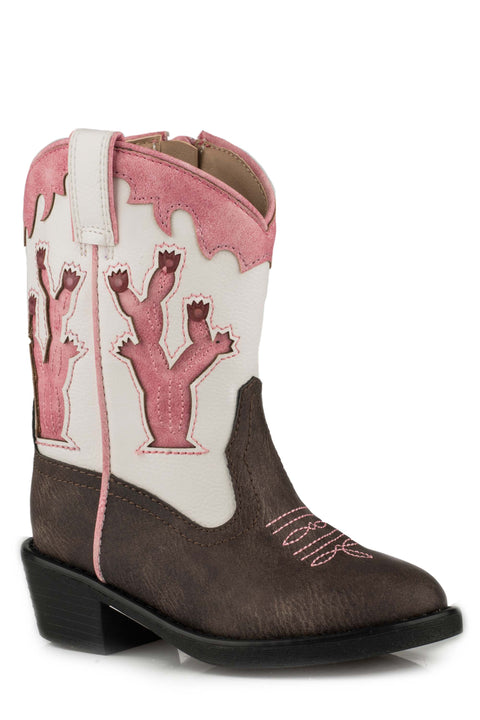 Roper Toddler Boots Desert Lights