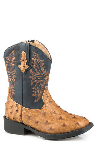 Roper Toddler Boots Cowboy Cool