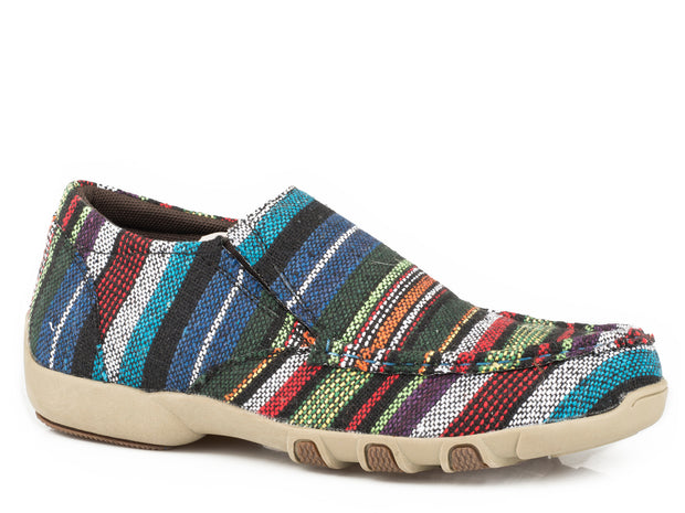 Roper Women's Driving Moc Multi 21786503