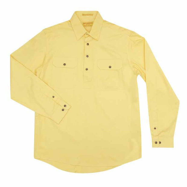 Just Country Workshirt Men's Cameron Butter