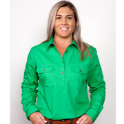 Women's - Jahna - 1/2 Button