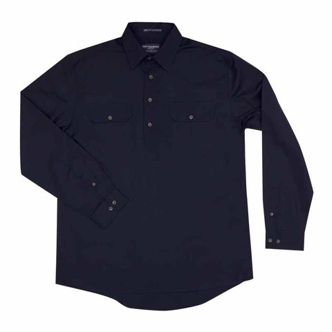Just Country Workshirt Men's Cameron Navy