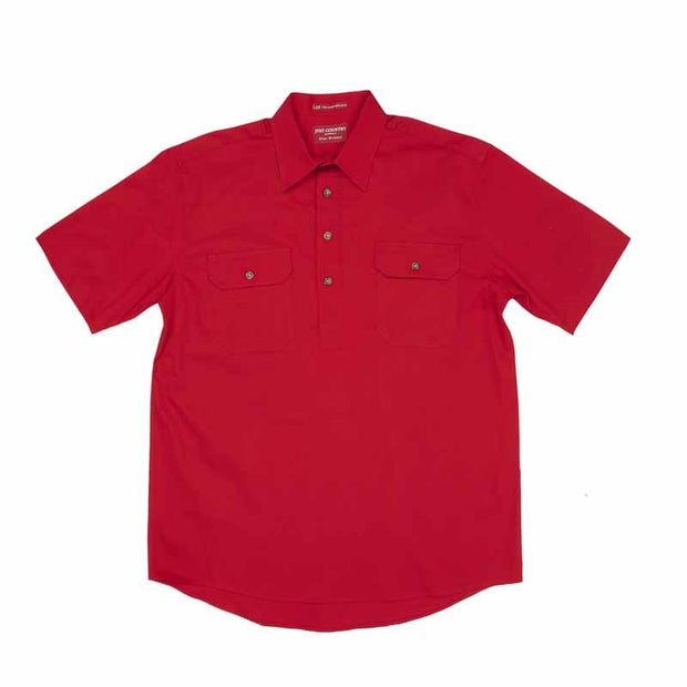 Just Country Workshirt Men's Adam Chilli