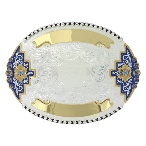 Montana Silversmiths Richland Trophy Buckle