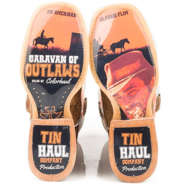 Tin Haul Sunset Rider - Outlaw Caravan 14-020-0007-0341 BR sole