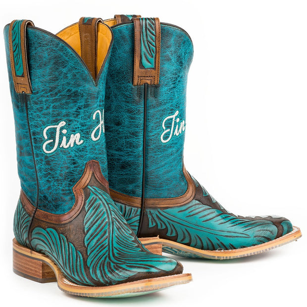 Women's Feathers- Pin Feather 14-021-0007-1211 boots