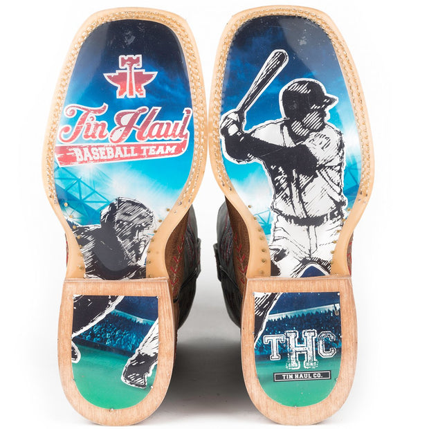 Tin Haul Men's Slugger - Field of Dreams 14-020-0007-0282 TA sole