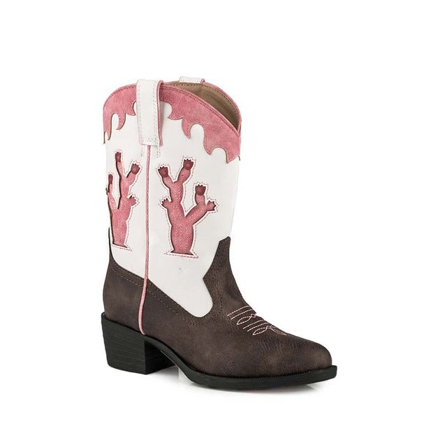 Roper Kids Boots Desert Lights