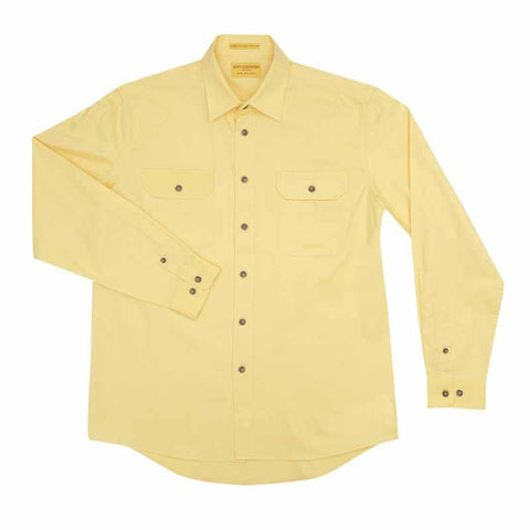 Just Country Workshirt Men's Evan Butter