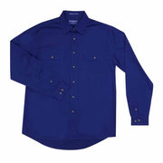 Just Country Workshirt Men's Evan Cobalt