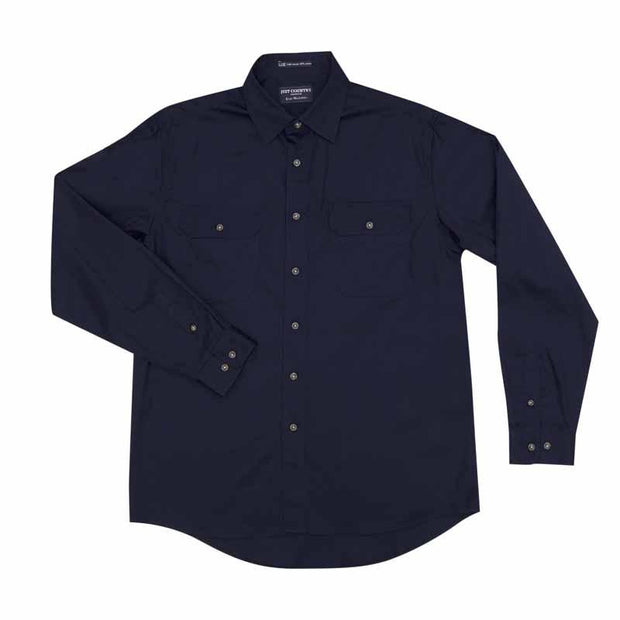 Just Country Workshirt Men's Evan Navy