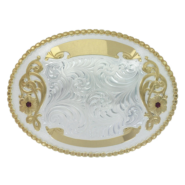 Montana Silversmiths McCone Trophy Buckle