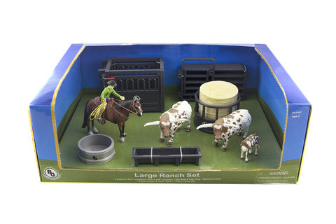 Big Country Toys Large Ranch Set Packaged 418