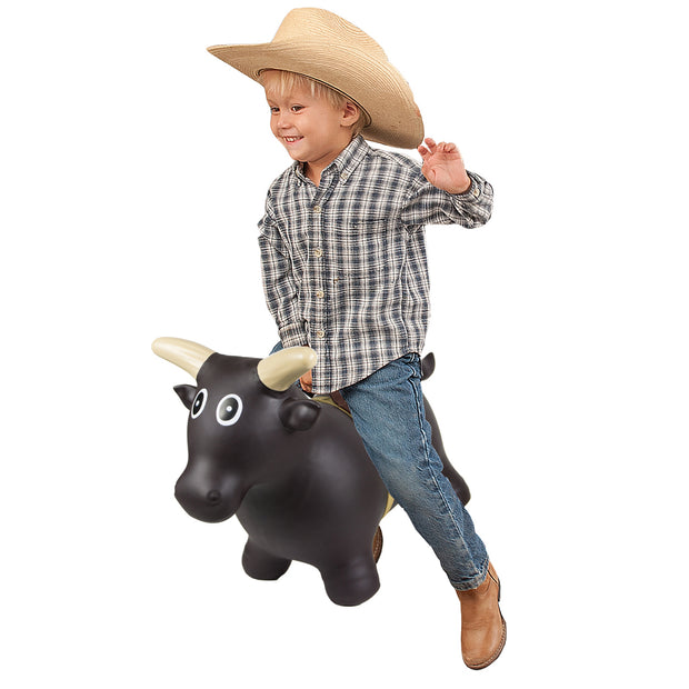 Big Country Toys Lil Bucker™ Bull 469 riding