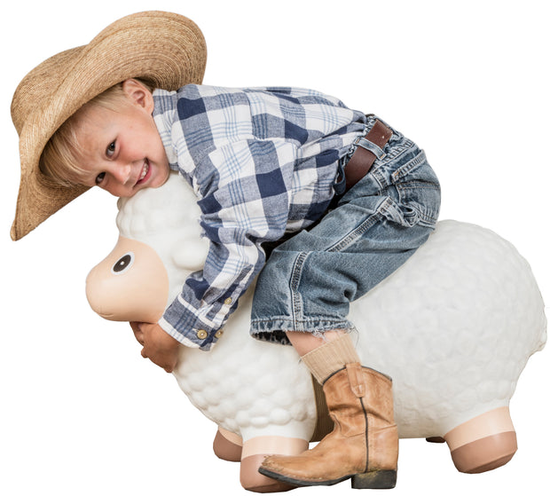 Big Country Toys Lil Bucker™ Mutton Buster 471 riding toy