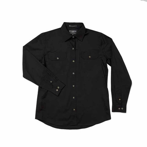 Just Country Workshirt Women's Brooke Black