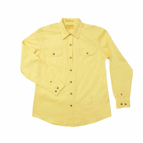 Just Country Workshirt Women's Brooke Butter