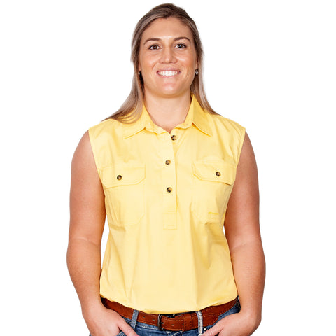 Just Country Workshirt Women's Kerry Butter front