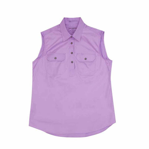 Just Country Workshirt Women's Kerry Orchid