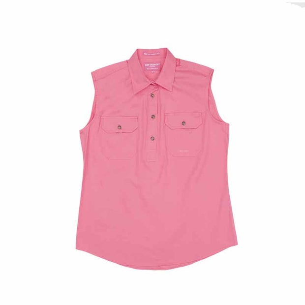 Just Country Workshirt Women's Kerry Rose