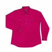 Just Country Workshirt Women's Jahna Magenta