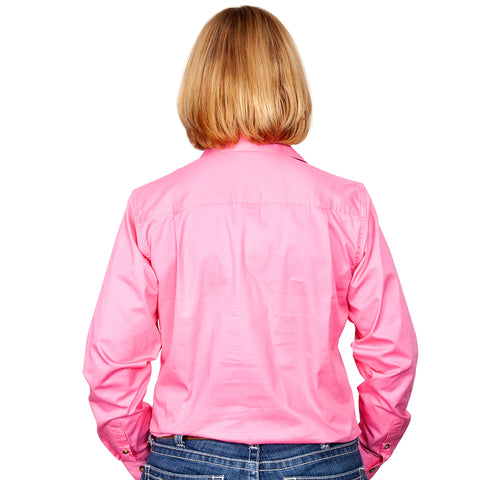 Just Country Workshirt Women's Jahna Rose back