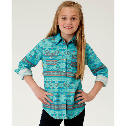 Girl's - West Made Collection Shirt