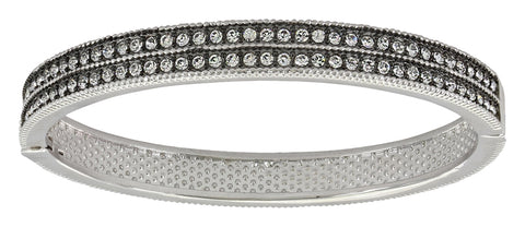 A Stroll at Midnight Hinged Bracelet BC3436