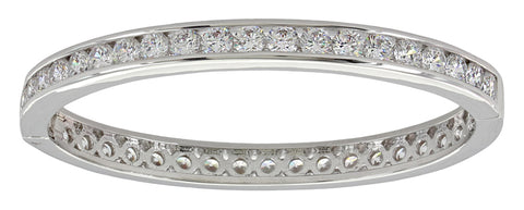 All Evening Out Hinged Bracelet BC3438
