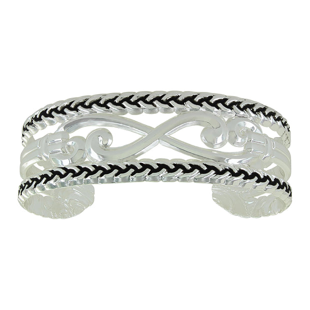 Montana Silversmiths Forever Connected Cuff Bracelet