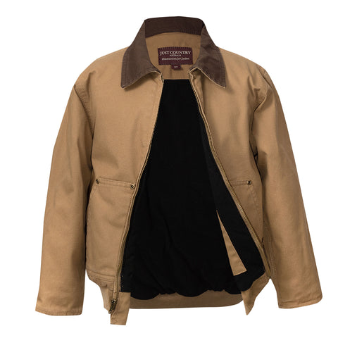 Just Country Boys Diamantina Jacket Khaki BWOJ1200