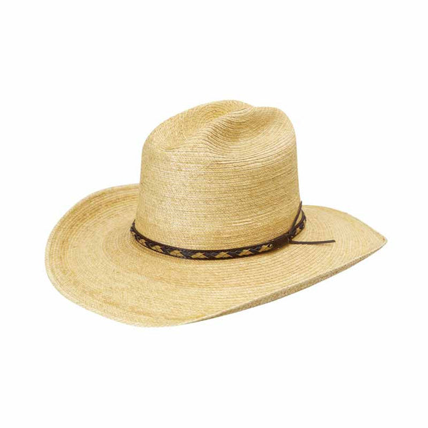 Sunbody Hats Oak Cattleman