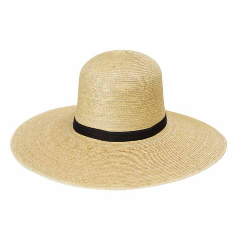 Sunbody Hats Standard Palm Open Crown Oak