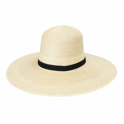Sunbody Hats Standard Palm Open Crown Natural