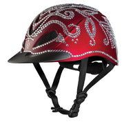 Helmet Bling example