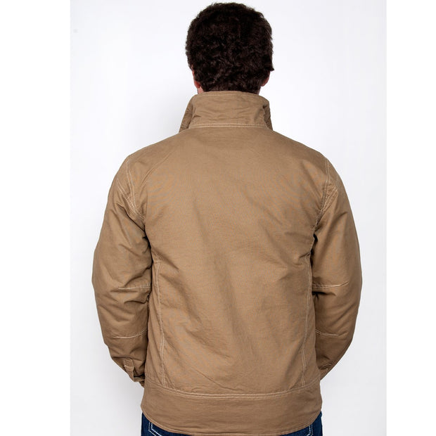 Just Country Joshua Jacket Khaki MCOJ1914 back